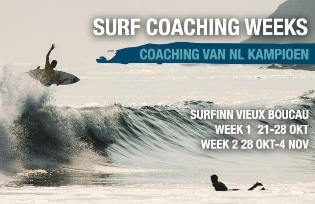 Surfvakanties en surfcamps