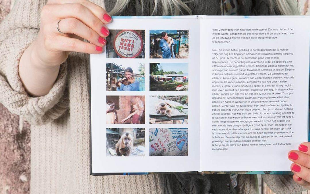 Je eigen reisdagboek maken (gratis)