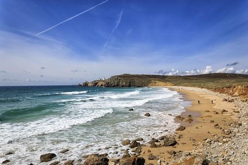 Kamperen aan de Atlantische kust van Frankrijk