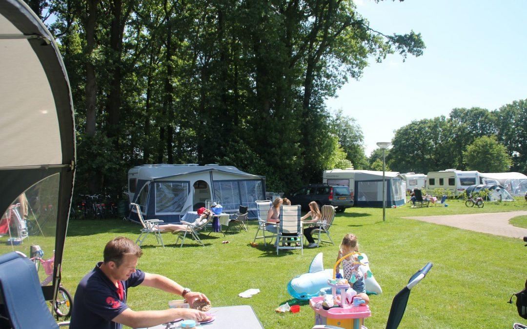 Camping in Twente
