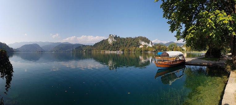 Op vakantie naar Slovenië.