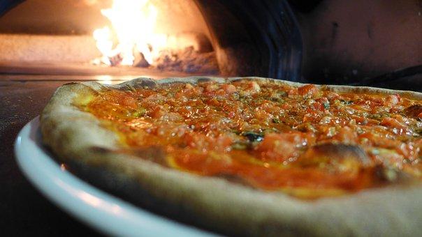 Gratis pizza-avond