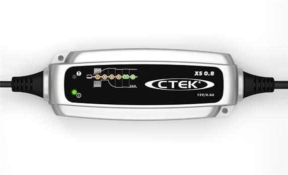 Ctek Acculader XS 0.8
