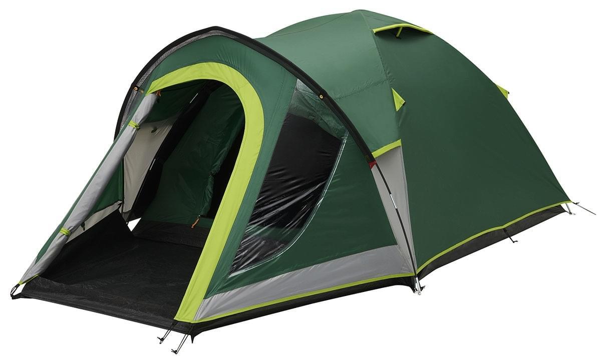 Coleman Kobuk Valley 3 Plus / 3 Persoons Tent - Groen