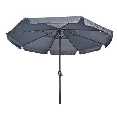 Lesli Living Parasol Libra Grijs ø3,5mtr