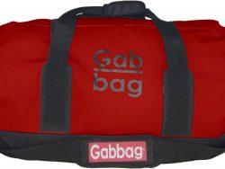 Gabbag Duffel Bag 65 - Rood