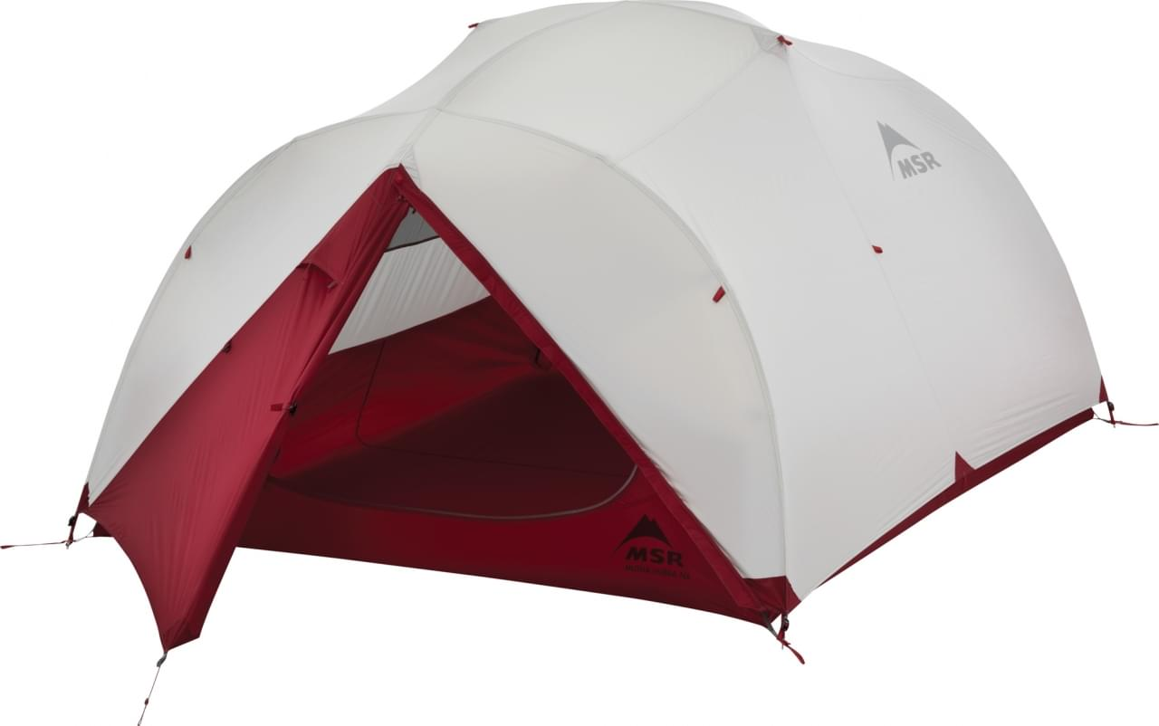 MSR Mutha Hubba NX / 3 Persoons Tent - Grijs