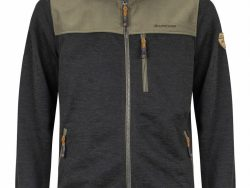 Life-Line Knuset Fleece Jacket Heren