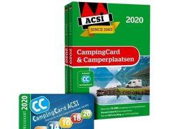 ACSI Camping Card + Camper 2020