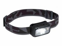 Black Diamond Cosmo 250 Hoofdlamp - Zwart