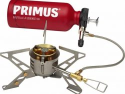 Primus OmniFuel II met brandstoffles Multifuel Brander
