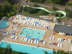 Camping Chateau le Verdoyer
