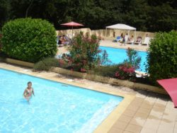 Camping Chateau Le Haget